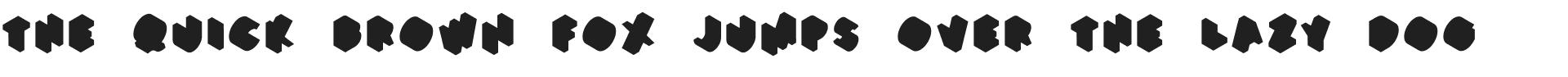 Anaglyph Isometric