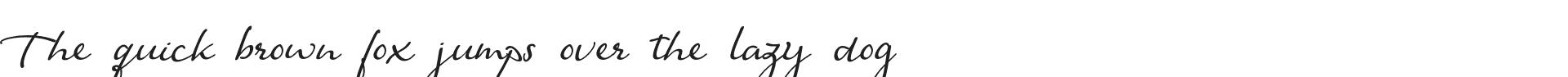 Fantine Modern Script Font