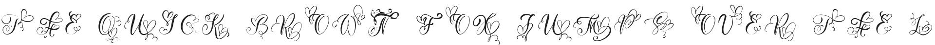 Best Valentines Day Font in 2021. Initial Valentine Display Font! - image.php?font=InitialValentine Regular