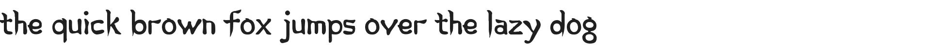 free korean font