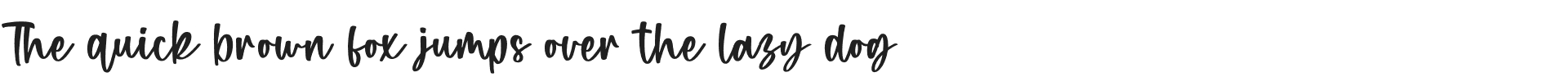 Monday Cookies - A Handwritten Script Font