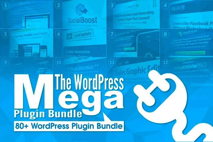 80+ Premium WordPress Plugins with 99% OFF