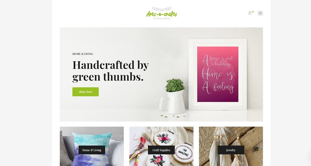 45+ Best Website Templates for Small Business in 2020 - 71971 big