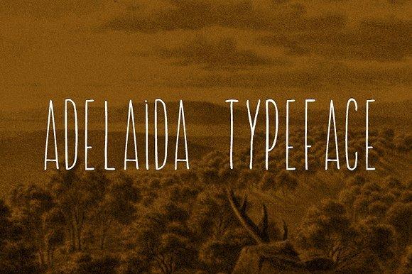 60+ Free Thanksgiving Fonts 2020 [Updated] - adelaida font