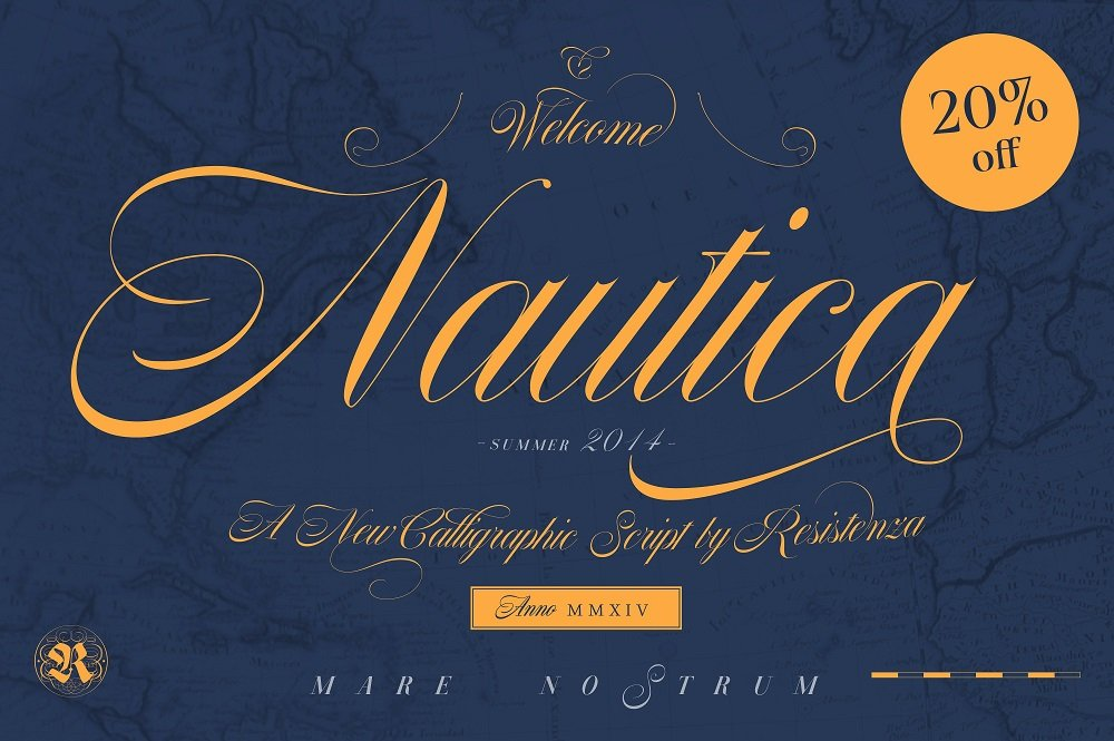 60+ Free Thanksgiving Fonts 2020 [Updated] - nautica