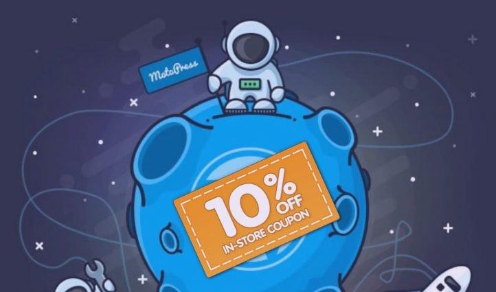 MotoPress Promo Code 2021. 10% Off.