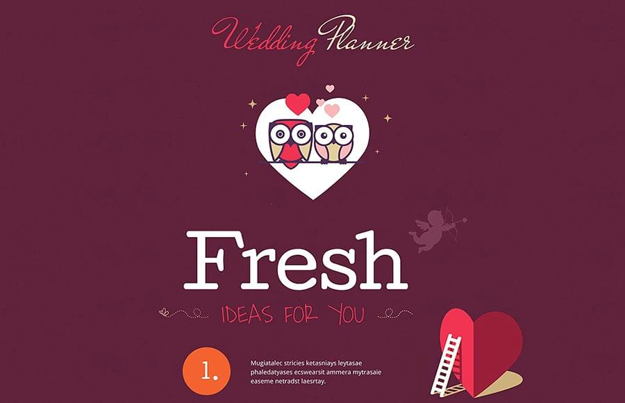 Wedding Planner WordPress Theme