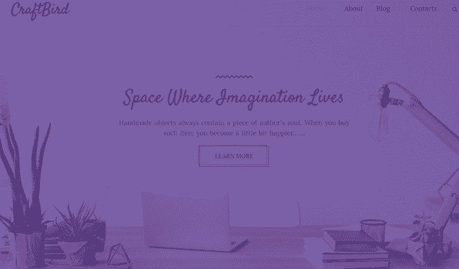 45+ Best Website Templates for Small Business in 2020 - Untitled design 18