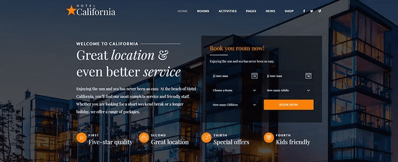 45+ Best WordPress Themes for Travel Blogs 2020: Free and Premium - image1 5