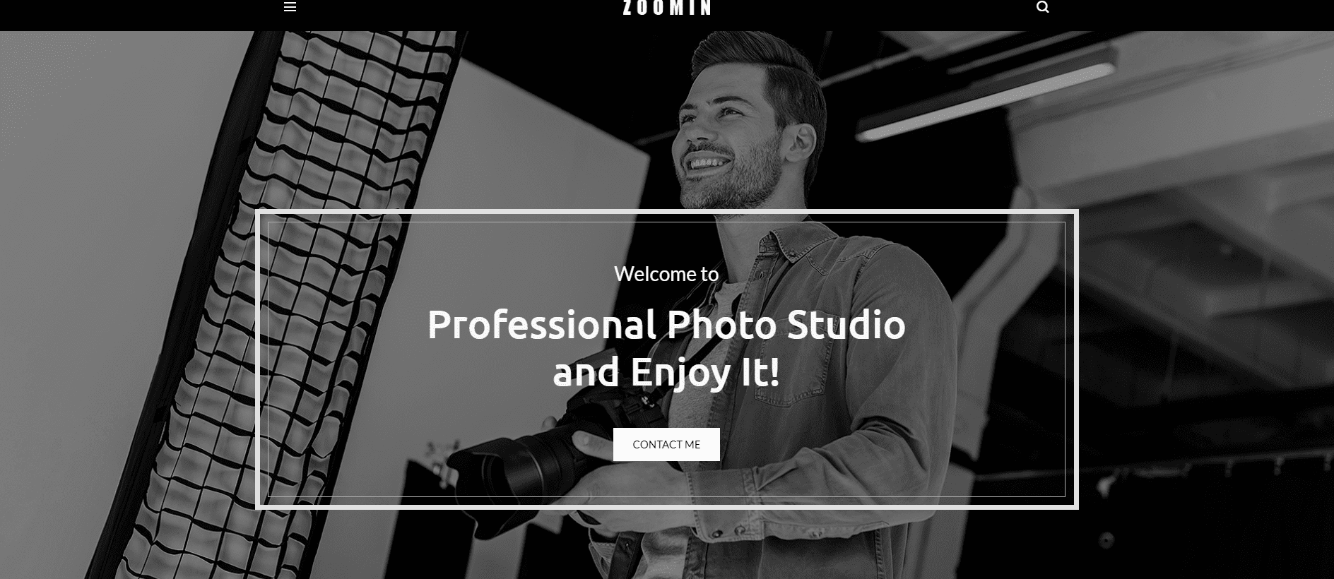 A professional design with a minimalist responsive layout create a perfect site for you.