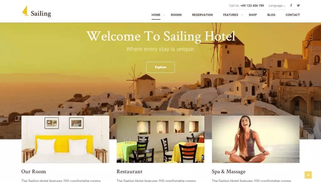45+ Best WordPress Themes for Travel Blogs 2020: Free and Premium - image3 5