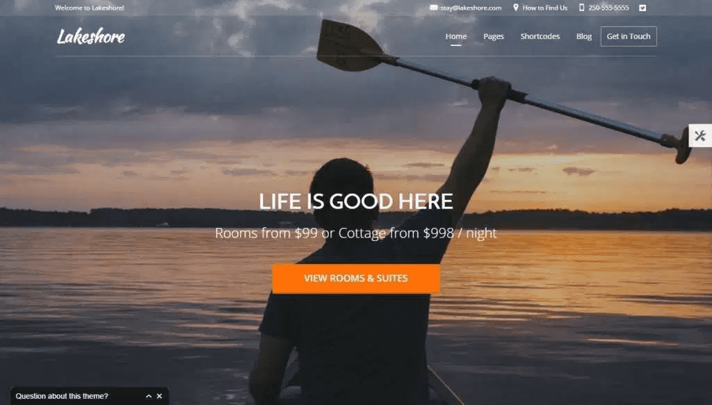 45+ Best WordPress Themes for Travel Blogs 2020: Free and Premium - image4 5