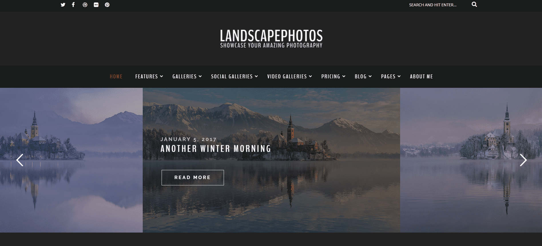 Muted colors is primarily focused on creating a portfolio and a blog.