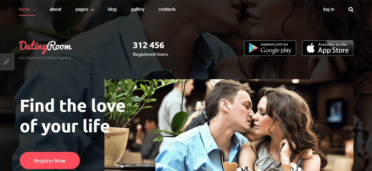 35+ Best Wedding & Dating Website Templates in 2019 - image6 2