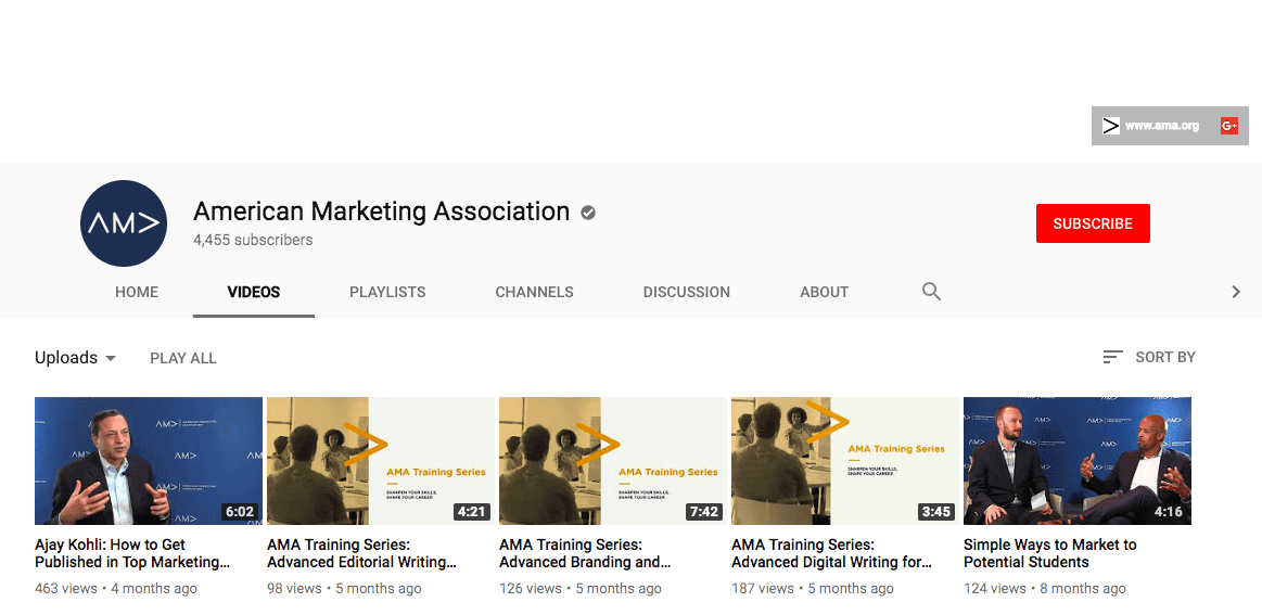 60+ YouTube Channels For Learning Digital Marketing in 2020 - yt m 02