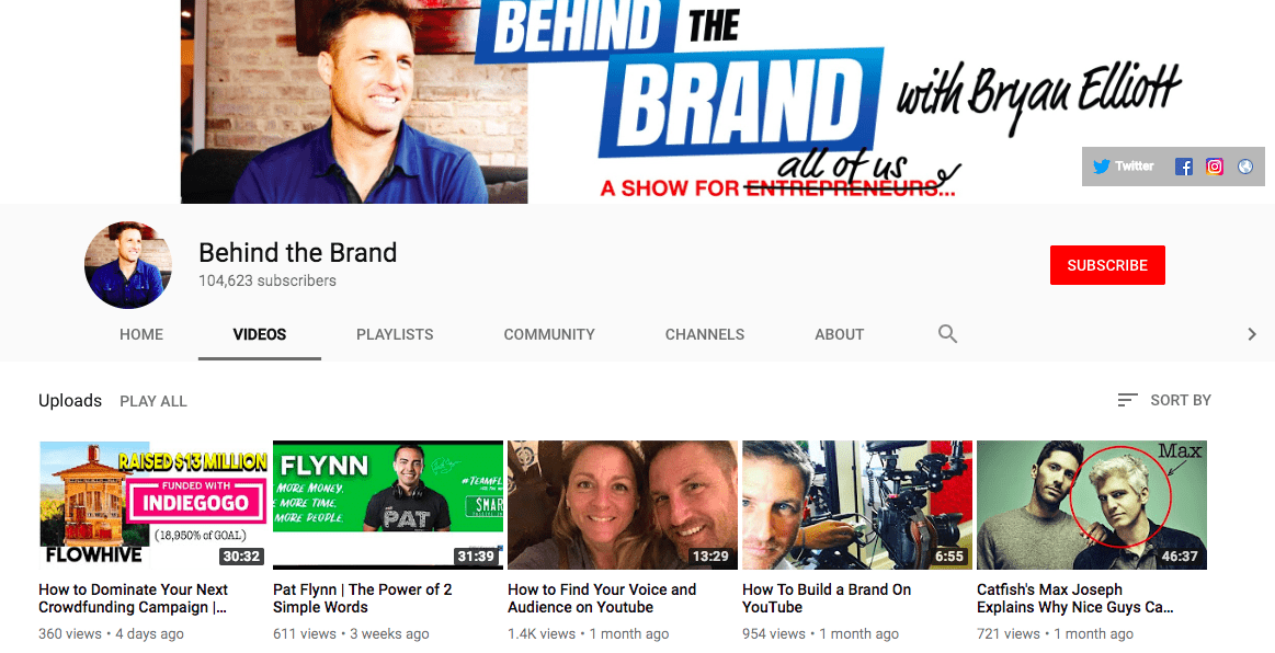 60+ YouTube Channels For Learning Digital Marketing in 2020 - yt m 07