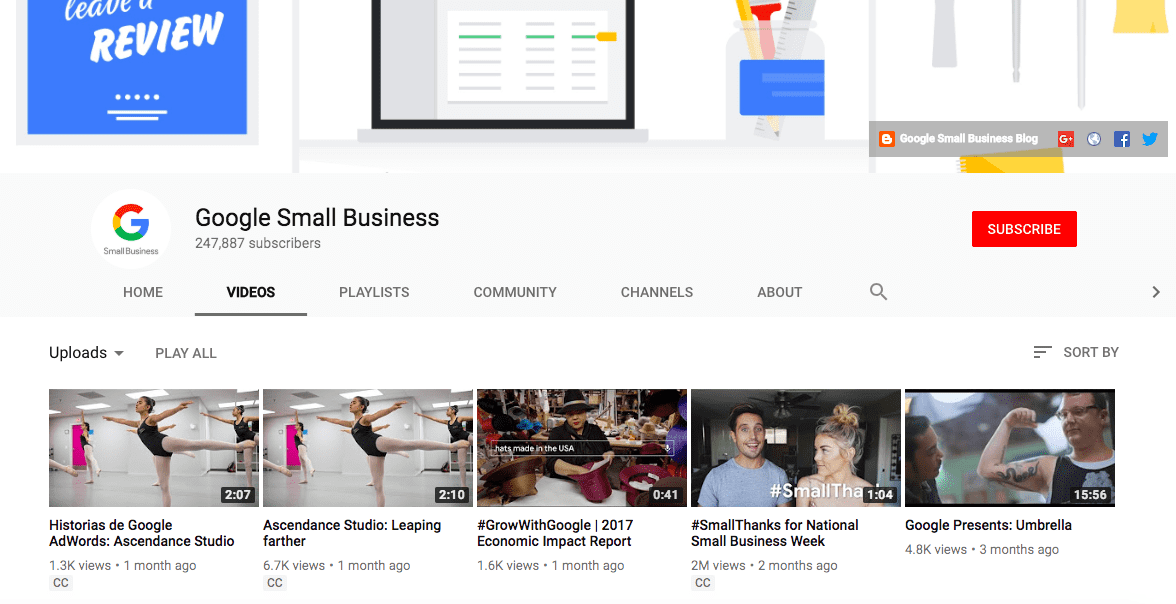 60+ YouTube Channels For Learning Digital Marketing in 2020 - yt m 17