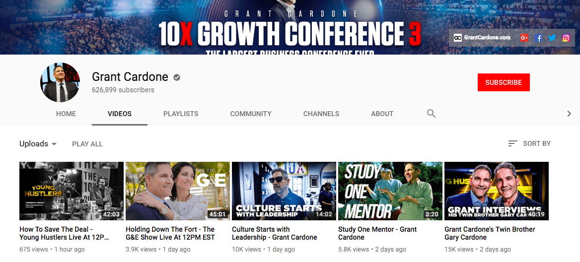 60+ YouTube Channels For Learning Digital Marketing in 2020 - yt m 18