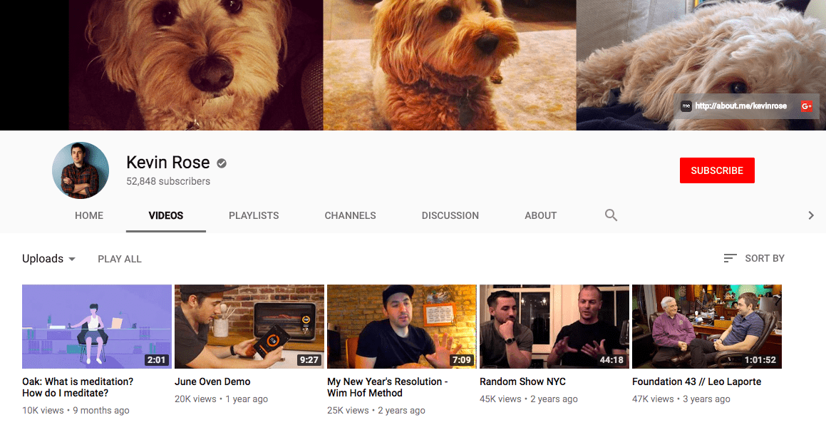 60+ YouTube Channels For Learning Digital Marketing in 2020 - yt m 25