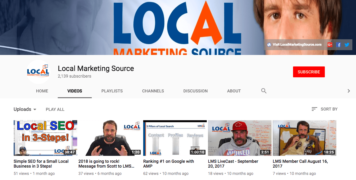 60+ YouTube Channels For Learning Digital Marketing in 2020 - yt m 29