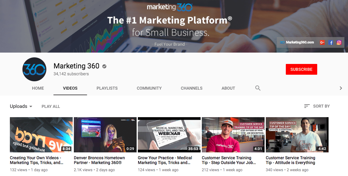 60+ YouTube Channels For Learning Digital Marketing in 2020 - yt m 31