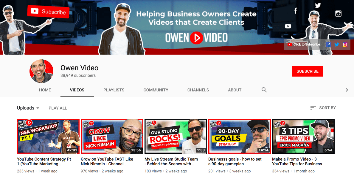 60+ YouTube Channels For Learning Digital Marketing in 2020 - yt m 39