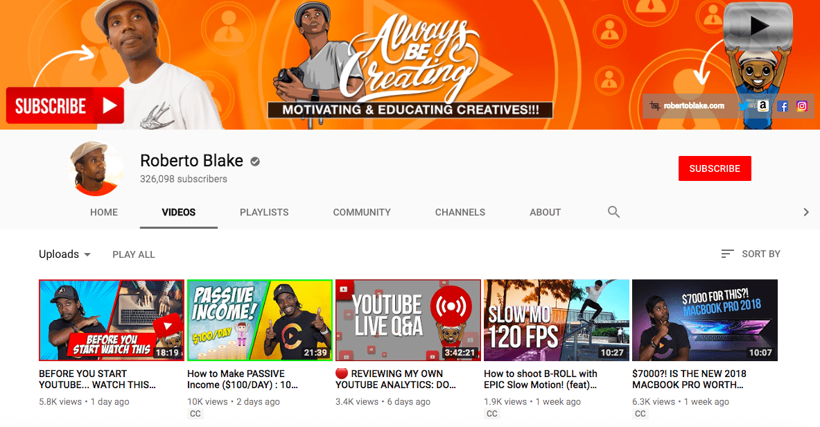 60+ YouTube Channels For Learning Digital Marketing in 2020 - yt m 42