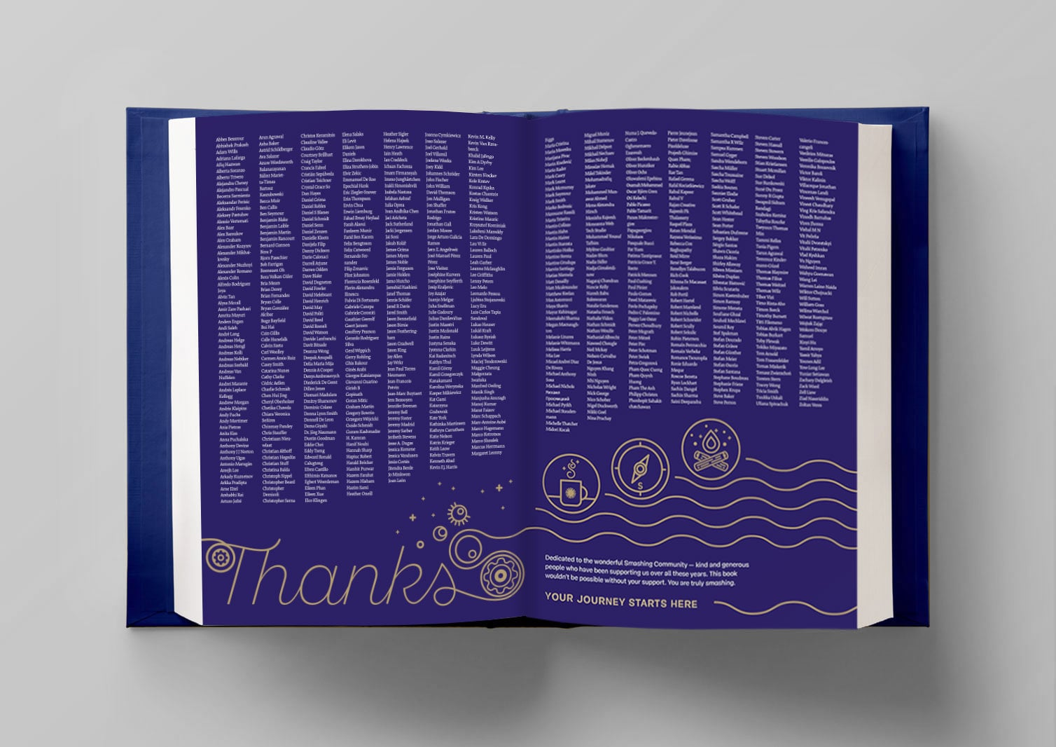 Fresh Web Design Ideas for Your Website [Smashing Book 6] - smashing book 6 interior thank you pages