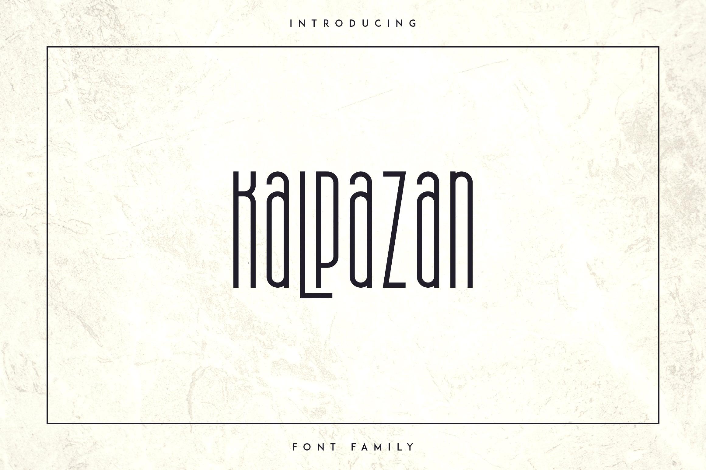 Massive Font Pack - 197 Fonts in 52 Font Families - 1 7