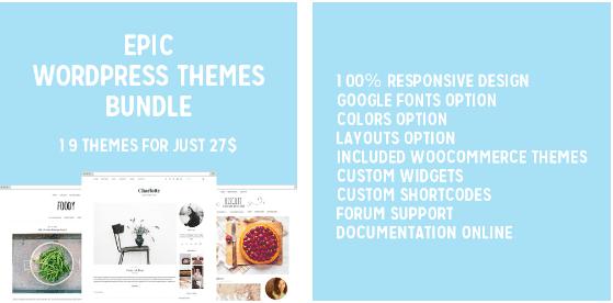 19 Premium WordPress Themes