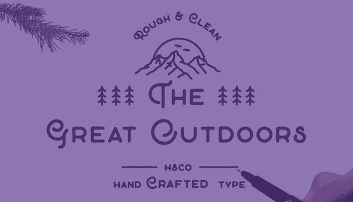 20+ Awesome Fonts for Logos and Websites