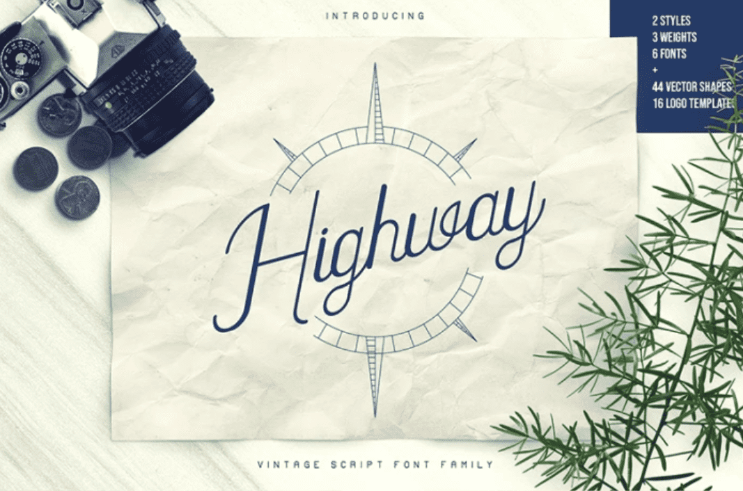 20+ Awesome Fonts for Logos and Websites - image1 3