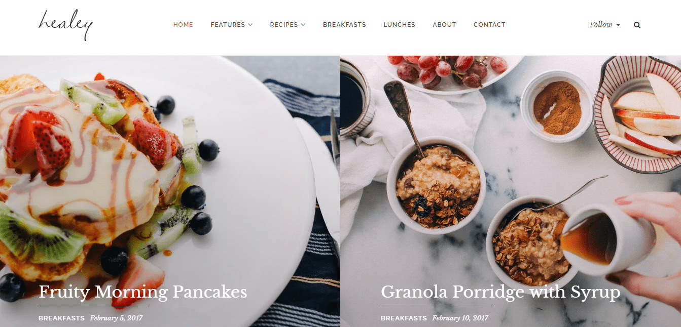 Set of WordPress Themes for Personal Blog Relevant to Your Horoscope And Life Position - image11 2