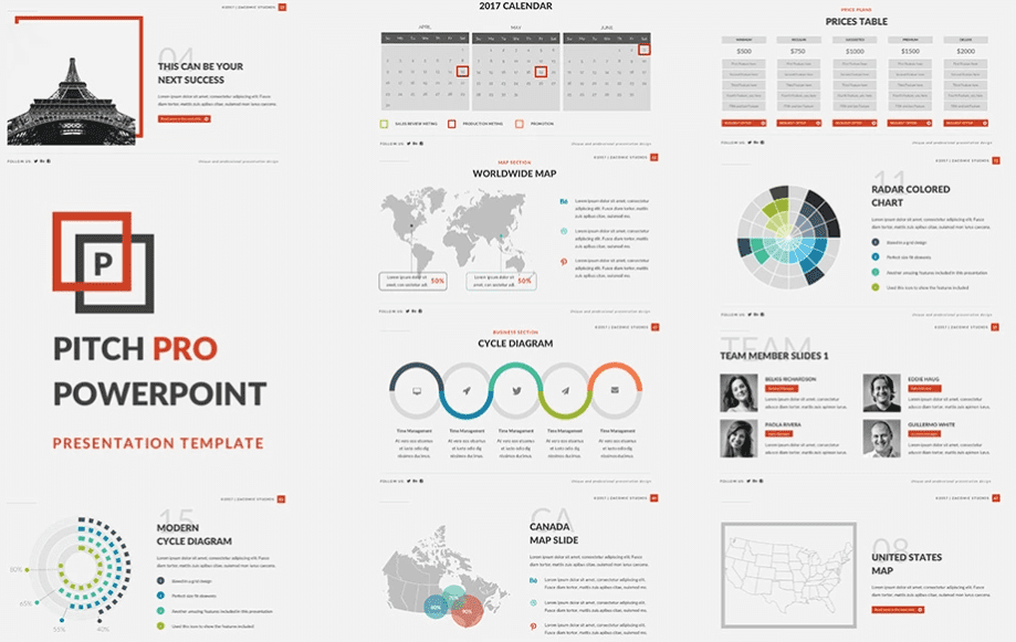 35+ Best PowerPoint Presentation Templates 2020: Free and Paid - image2 3
