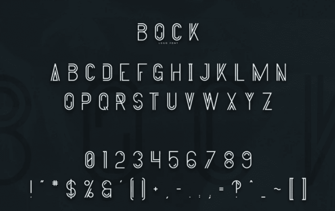 20+ Awesome Fonts for Logos and Websites - image9 3