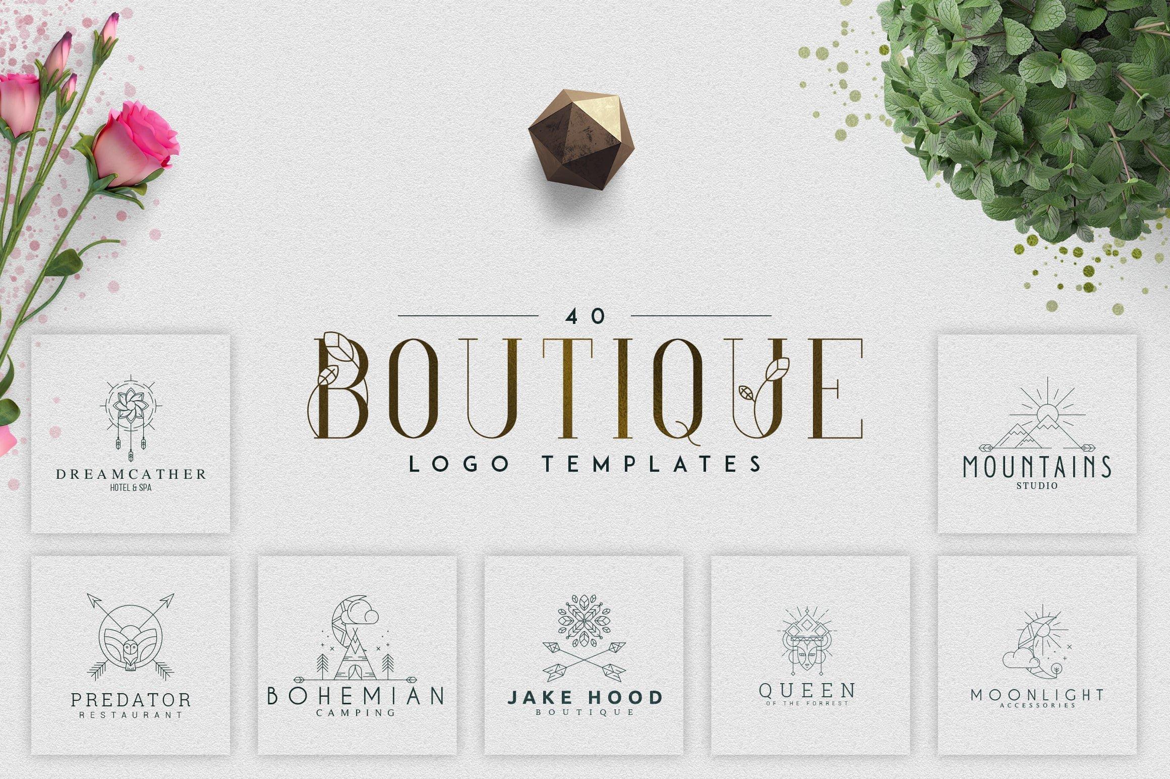 Huge Font & Logo Bundle - 99% OFF - 44