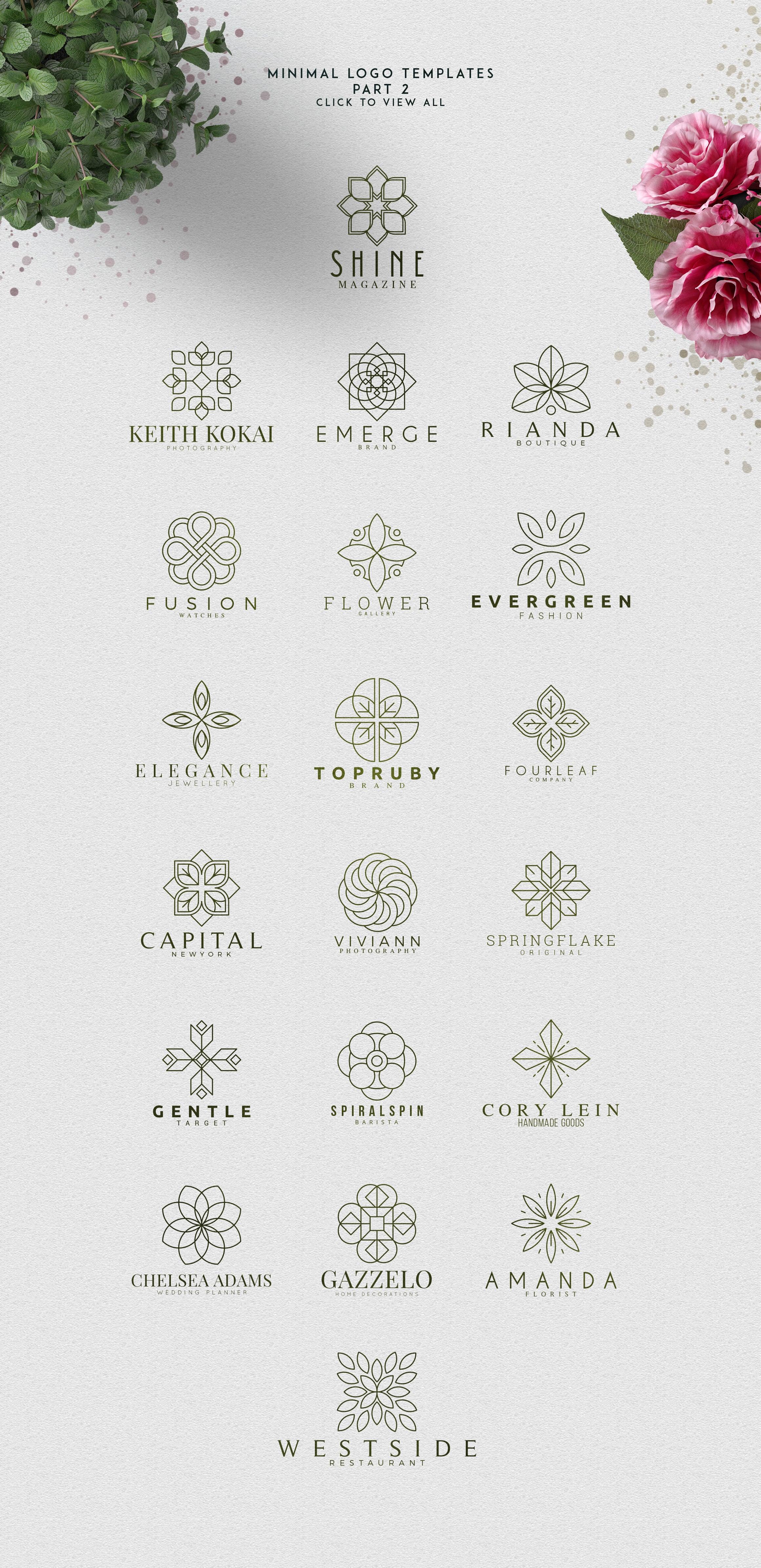 Huge Font & Logo Bundle - 99% OFF - 50