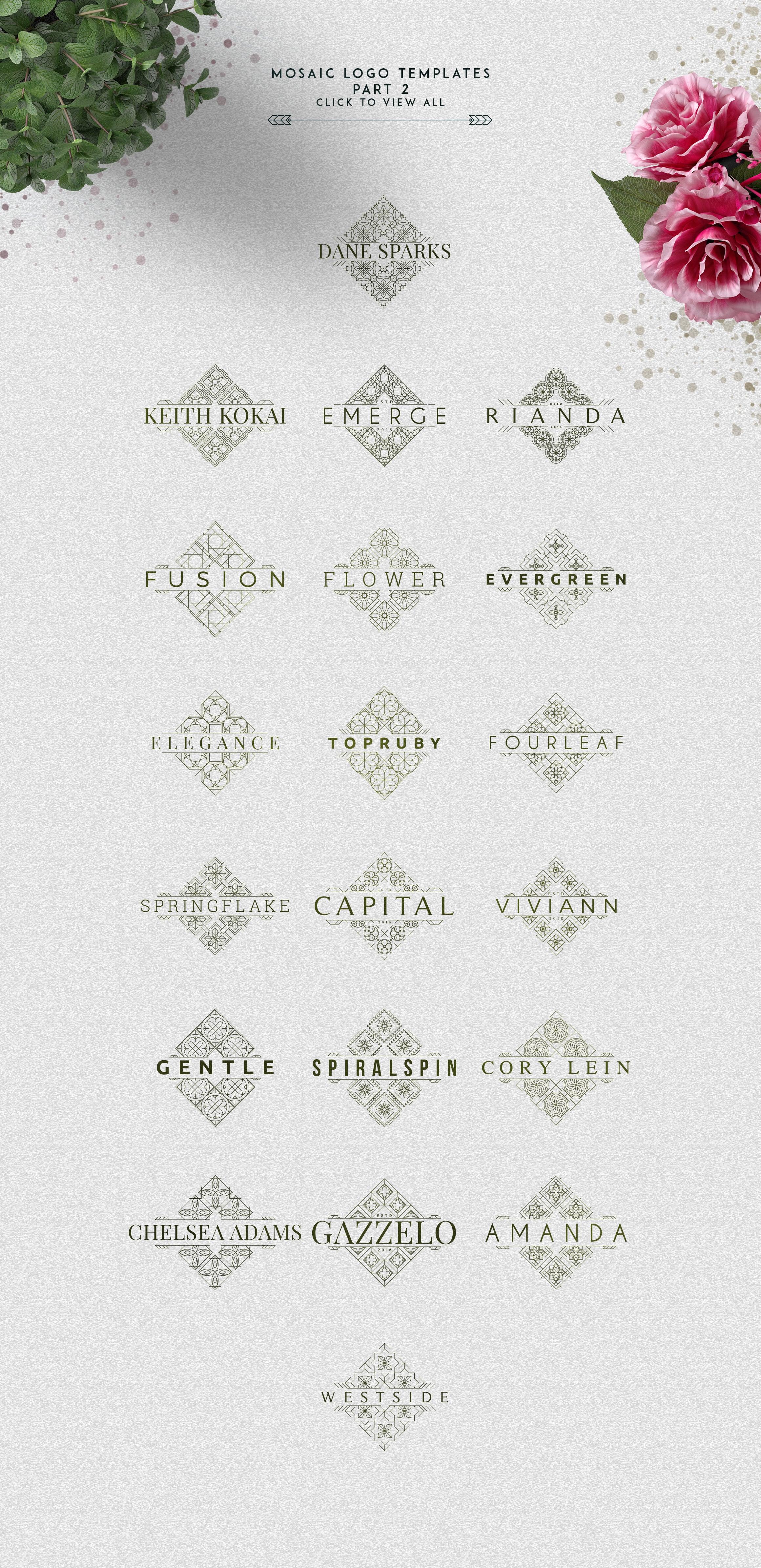 Huge Font & Logo Bundle - 99% OFF - 53
