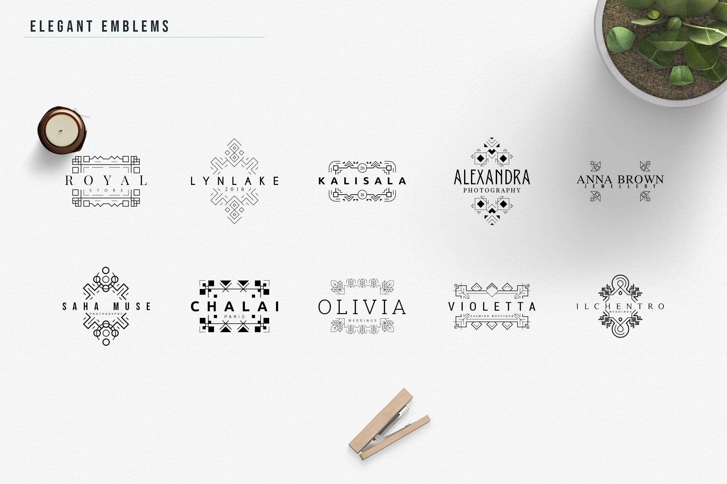 Huge Font & Logo Bundle - 99% OFF - 55