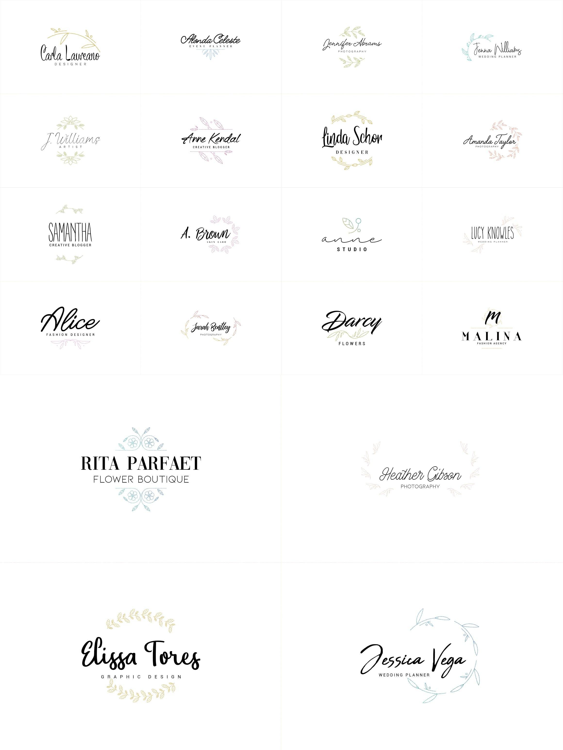 Huge Font & Logo Bundle - 99% OFF - 68