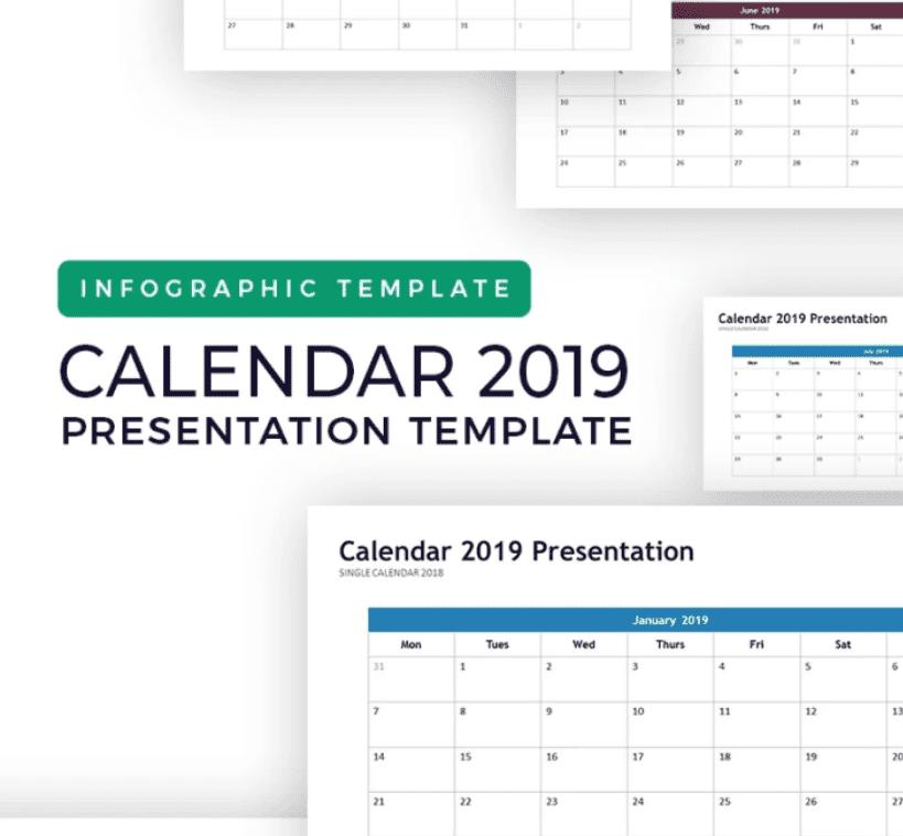 How To Use Calendar Template As Effective Marketing Tool? - Screenshot 4