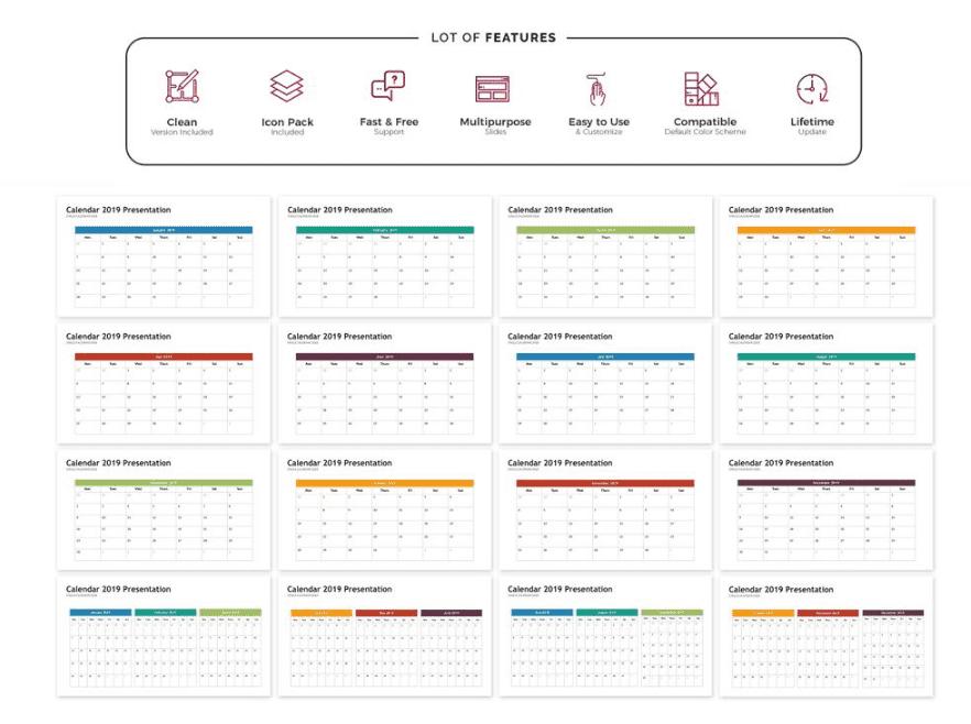 How To Use Calendar Template As Effective Marketing Tool? - Screenshot 5