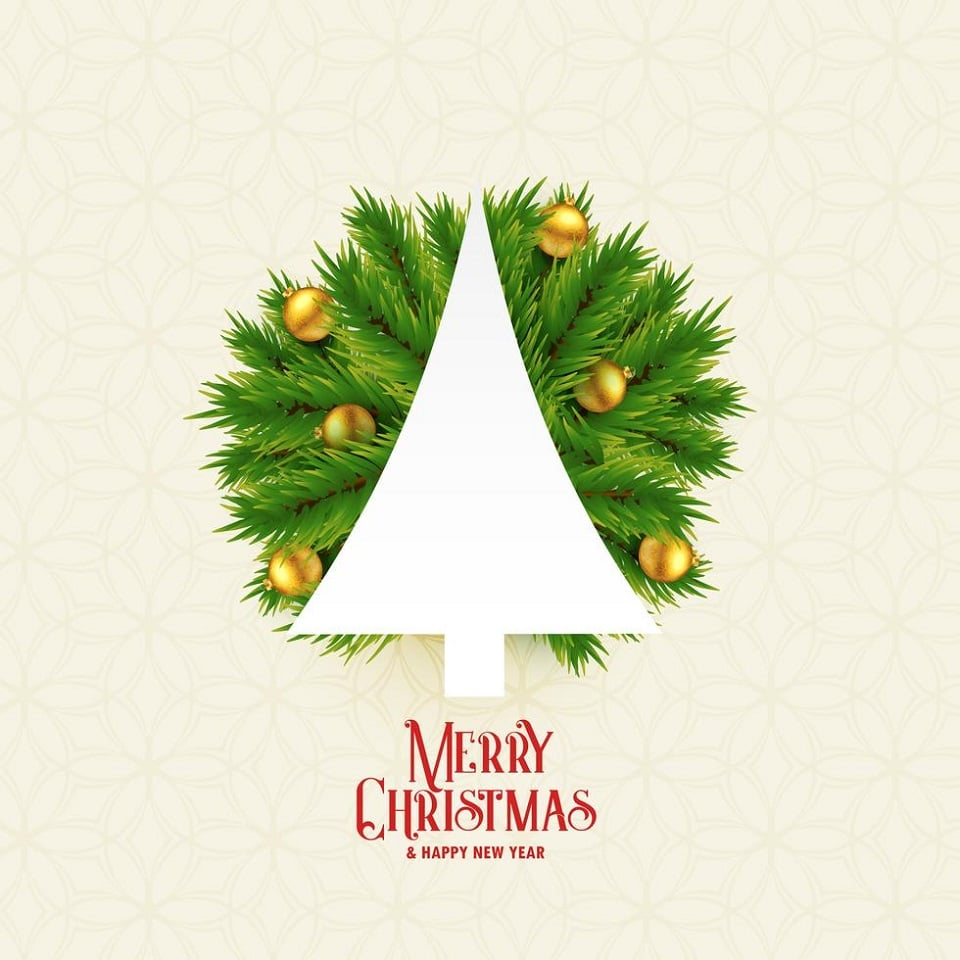 150+ Free Christmas Graphics: Fonts, Images, Vectors, Patterns & Premium Bundles - beautiful merry christmas background