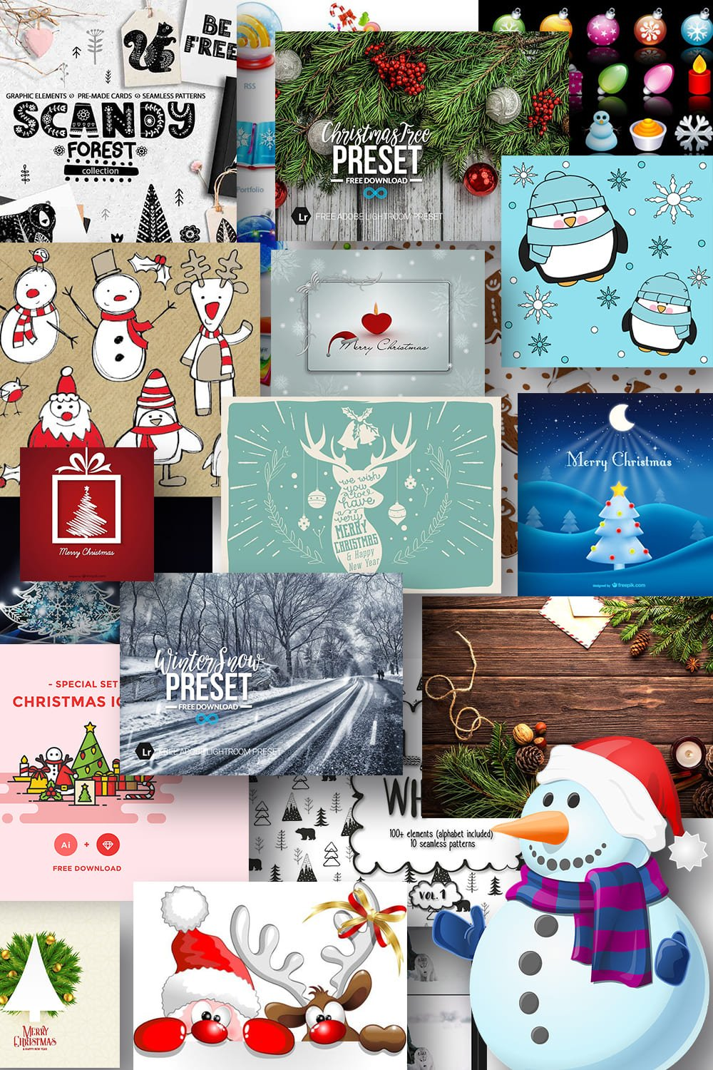 Pinterest Image Best Christmas Graphics.