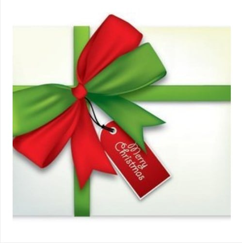 150+ Free Christmas Graphics: Fonts, Images, Vectors, Patterns & Premium Bundles - christmas box