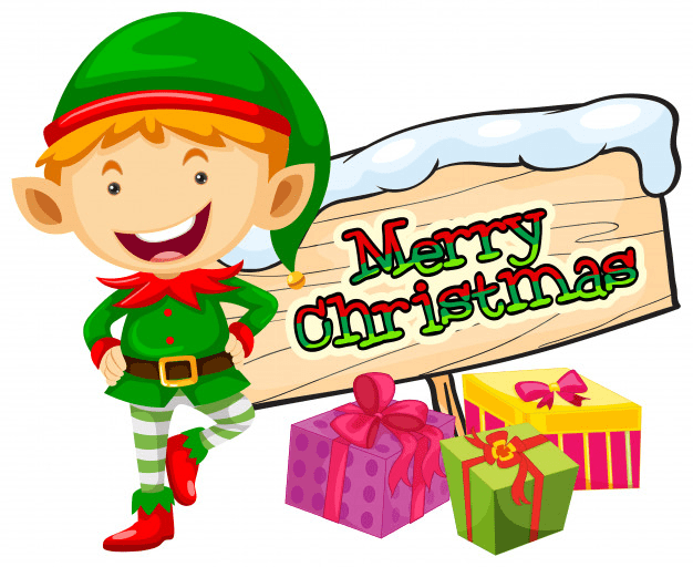 Top-50 Christmas Pictures Clipart 2020: Free & Premium - christmas clipart01