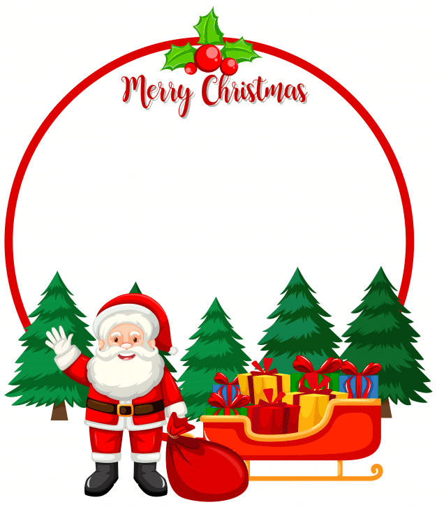 Top-50 Christmas Pictures Clipart 2020: Free & Premium - christmas clipart04