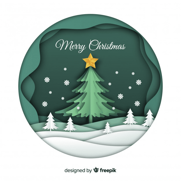 Top-50 Christmas Pictures Clipart 2020: Free & Premium - christmas clipart09