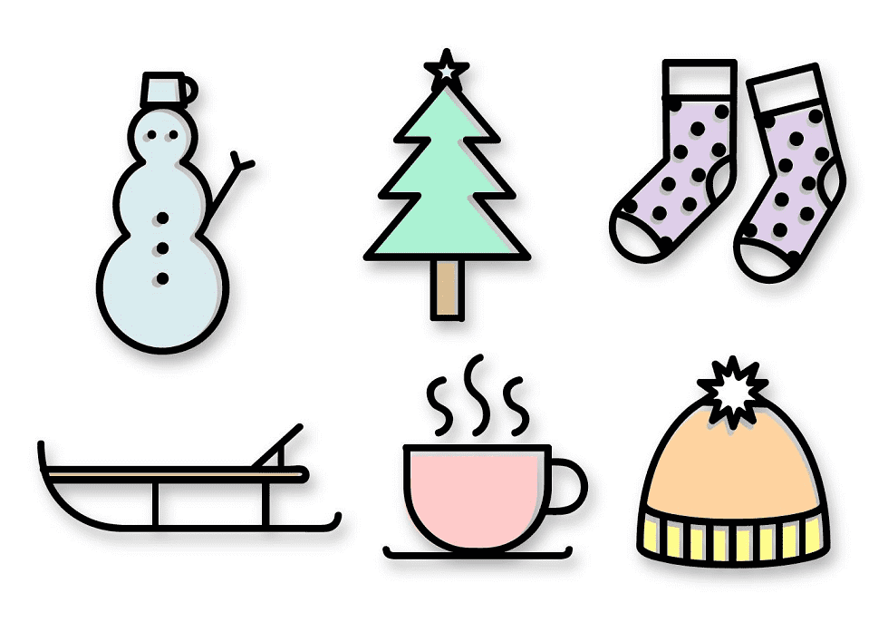 Top-50 Christmas Pictures Clipart 2020: Free & Premium - christmas clipart18