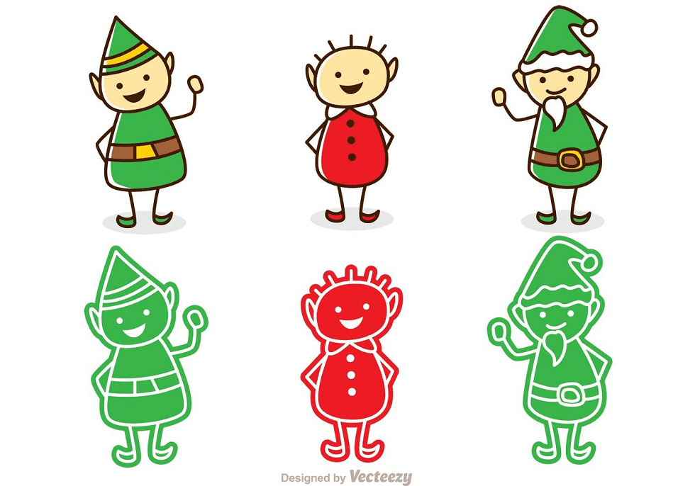 Top-50 Christmas Pictures Clipart 2020: Free & Premium - christmas clipart23